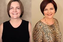 Trending Makeovers / Hair and beauty before/after makeovers | www.maxglam.co.za | www.saloncentral.co.za