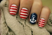 nehty / Nail art - decor - design