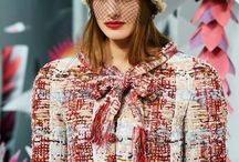 Gorgeous Couture Bride at the Chanel Haute Couture Spring 2015 Fashion Show