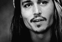 Johhny Depp, Brad Pitt, Leonardo DiCaprio