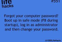 Computer Hacks / Hack like a pro