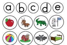 Alphabet and sounds