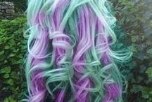 Multi-Color Hair