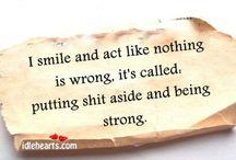Sayings / by Nicole Smith