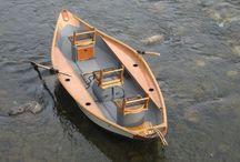 Лодки, каное