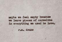 • R. M. Drake • / .