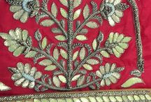 mughal, moroccan motifs