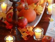 Autumn Holidays - Decorations, Food & Crafts