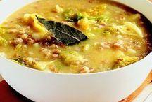 zuppe ed insalate / ed insalate