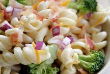 Pasta Salads / by Tracey Richardson