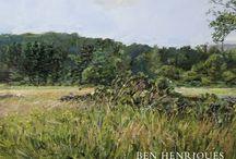 BEN HENRIQUES, Jonathan Cooper / BEN HENRIQUES | WILDERNESS OIL PAINTINGS 22 MAY -7 JUN 2014