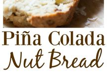 Muffins & Quick Bread Recipes / Bakes breads, muffins and sweet morning and snack recipes.