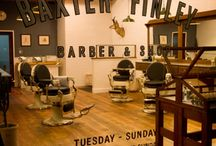 Barber x Salon / by Tk Tanasakdhiwat