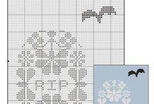 schemi primitivi / Punto croce