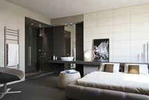 Pavimenti in #gresporcellanato / Diverse soluzioni per rivestire i pavimenti della camera da letto