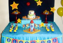 Blast Off Party / by Angela Hoover
