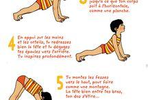 Yoga et zenitude pour enfants