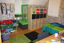 Ideeën voor Daan zijn kamer!