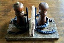 Double J Rustic Works / by Lisa Jelle -Kaleidoscope Art&Gifts