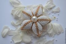 flores punto peyote