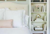 Yatak odası raf