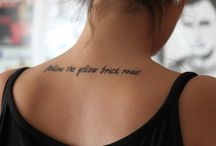 Tattoo / Frases