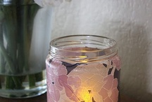 homemade gifts and crafts / by jinny shepard