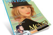 Dergi / Magazine / Yeni 1 Dergi #Yeni1Dergi #HYMedya