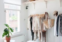 Araras para roupas