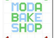 Moda Bakeshop Ideas & Free Patterns