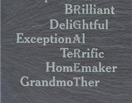 Acrostic Name Poem Gift