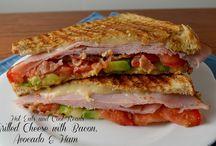 Fun Sandwich Ideas