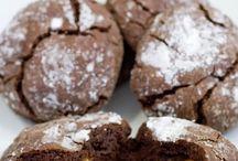For the love of baking / Allerlei bakrecepten om ooit te maken van koekjes tot grote taarten en van brood tot bonbons. Yum!
