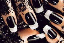 Nails - French Mani with a Twist