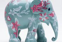 Elephant Parade - Sammelelefanten / Elefantenskulpturen aus Polyresin / www.deko-unlimited.de präsentiert die ELEPHANT PARADE. Ein Charity Projekt zur Rettung und zum Schutz des asiatischen Elefanten. Viele farbenfrohe Modelle, alle handgearbeitet und streng limitiert.