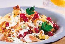 Pasta & Nudeln - Pasta Rezepte / Alles Rezepte mit Nudeln und Pasta und Gnocchi usw. - About all kind of pasta + Recipes