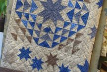 More Stars Q / Star quilts Patterns of stars Color combination