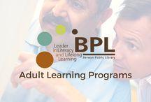 BPL Adult Learning Programs