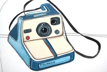 Polaroid / by Hello Yesterday