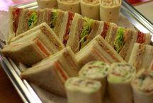 buffet foods