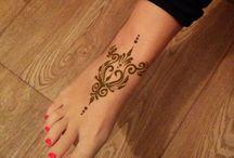 tatuaggi con henne'