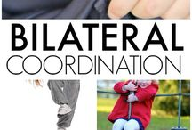 bilateral coordination