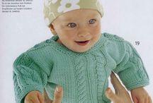 Pletení děti II