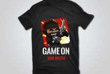 Game T-Shirts for Sale