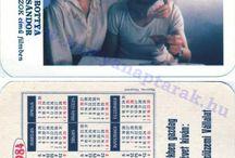 1984 Kártyanaptár / Hungarian pocket calendar 1984 card collection COLLECTOR KÁRTYANAPTÁROK GYŰJTÉS GYŰJTEMÉNYEK GYŰJTŐK KATALÓGUS HOBBY RETRÓ RETRO NOSZTALGIA Taschenkalender Kalenderkärtchen Calendario de bolso Calendario de bolsillo Karmannie-Kalendari Kalendarzyki-Kieszonkowe Kalendarzyki listkowe kapesni kalendarik Kapesní-Kalendáríky Kartickové kalendáríky Calendario tascabile Calendriers de poche collezionismo calendarietti Basque egutegia Calendarietti da tasca calendari de butxaca calendaris