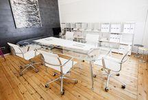 Espacio Aretha - presentación ICF / Descubre la nueva colección de ICF. Un #diseño para sacar el máximo partido a los espacios de trabajo. #interiorismo #decoracion