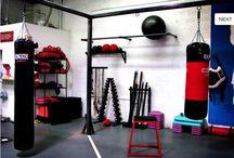 Sports accessories / Edzőterem, eszközök