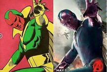 Avengers / Avengers