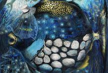 рыбный отдел / всяческие фантазии... с намеками и символами