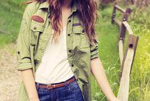 Editorial de Moda - Jeans - Referências